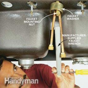 How To Replace A Kitchen Faucet Our Diy Guide Makes It