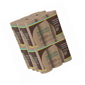 Seventh Generation Unbleached Paper Towels 6 Count (Pack of 4)