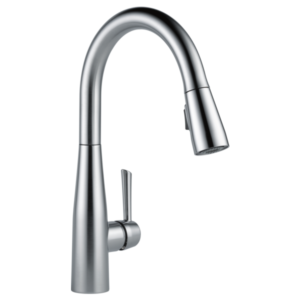 Delta 9113-AR-DST Essa Single-Handle Pull-Down Kitchen Faucet with Magnetic Docking Spray Head