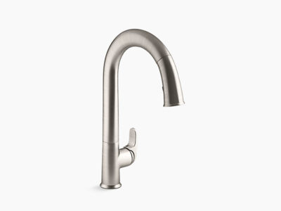 KOHLER K-72218-VS Sensate Touchless, Vibrant Stainless