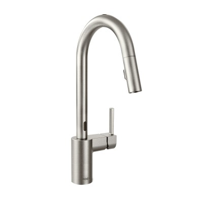 Moen 7565ESRS Align with Motionsense Two-Sensor Touchless One-Handle