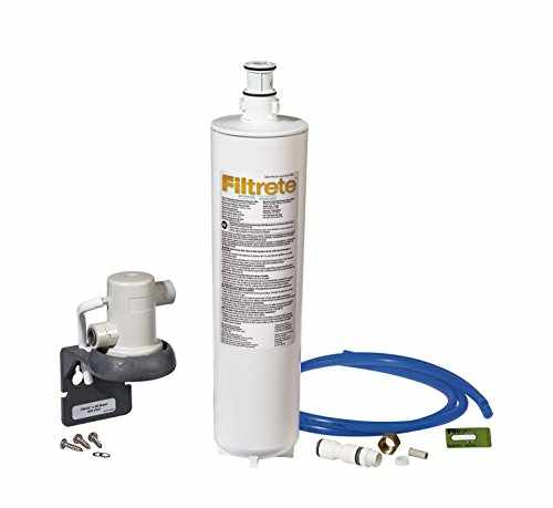 Filtrete Advanced Under-Sink Quick-Change Water Filtration System