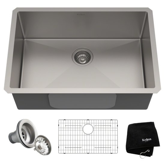 Kraus KHU100-28 Kitchen Sink