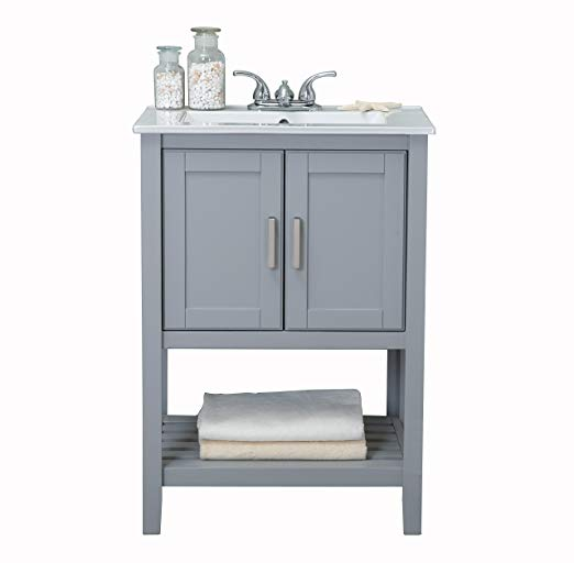 Legion Furniture WLF6020-G Bathroom Vanity