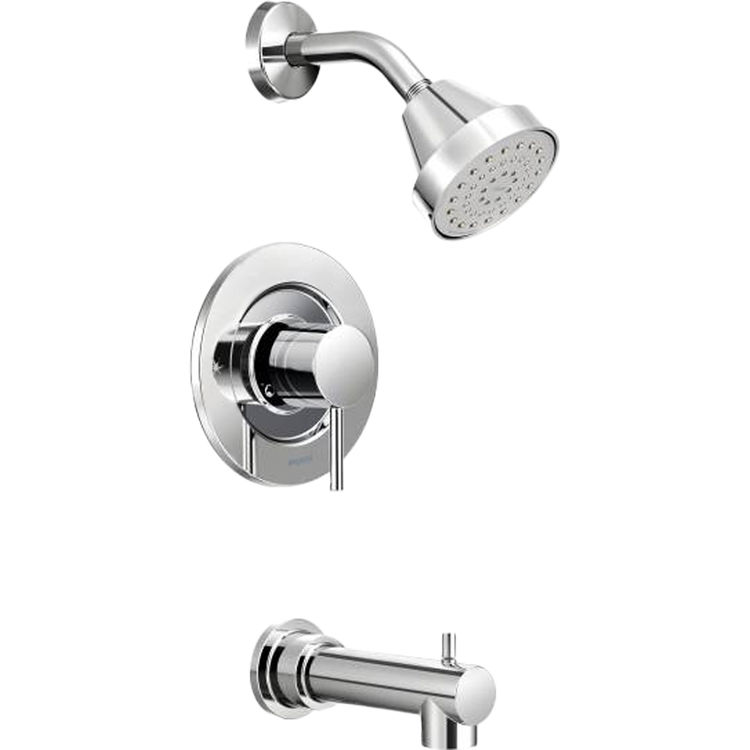 Moen Align Eco Performance Tub And Shower Faucet Set (without valve)