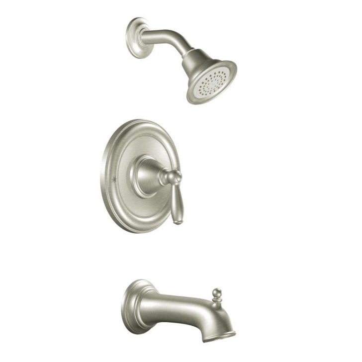 Moen T2153 Brantford Tub & Shower Faucet Set