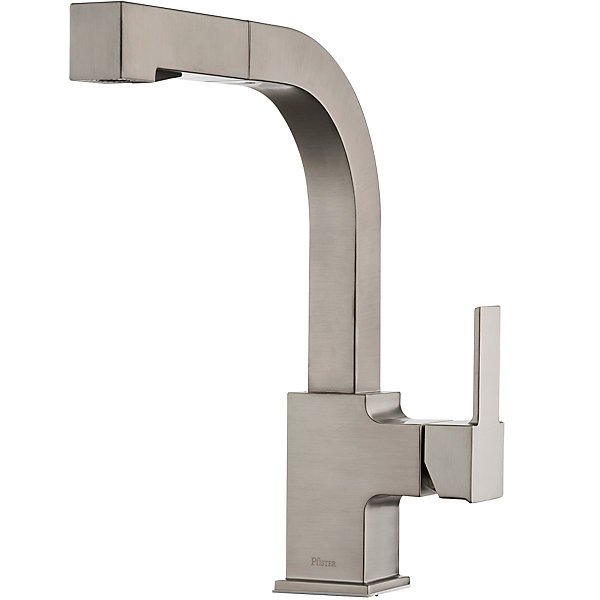 Pfister LG534-LPMS Arkitek Kitchen Faucet with Pull-Out Sprayhead