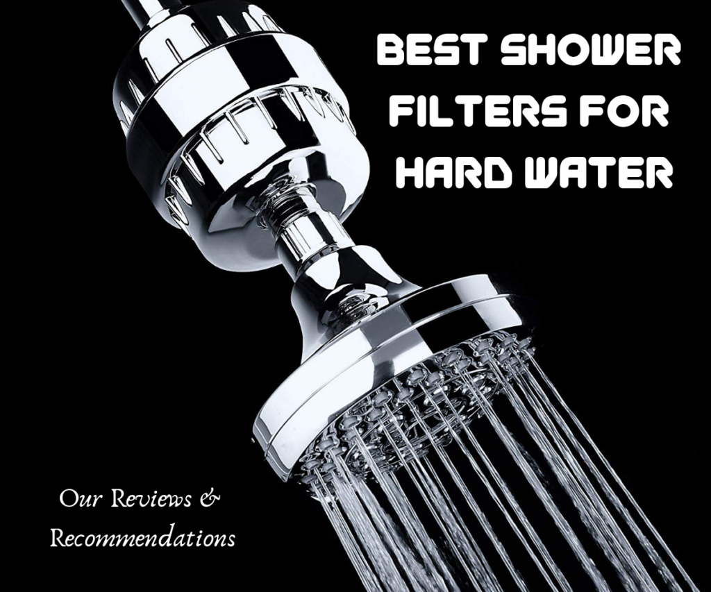 Best Shower Filters For Hard Water featured image