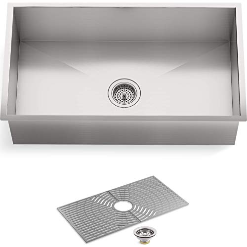 Sterling By Kohler 20022 PC NA Ludington Single Basin Kitchen Sink