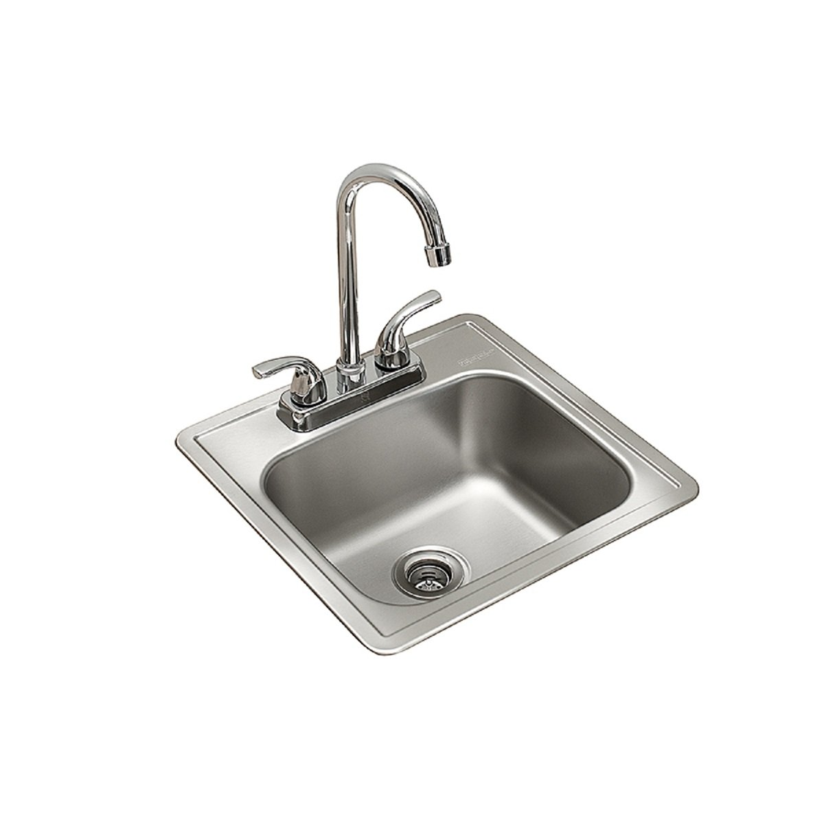 Kindred Essentials All-in-One Kit Drop-in Bar or Utility Sink