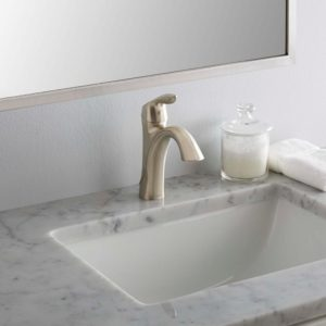 Moen Eva Brushed Nickel